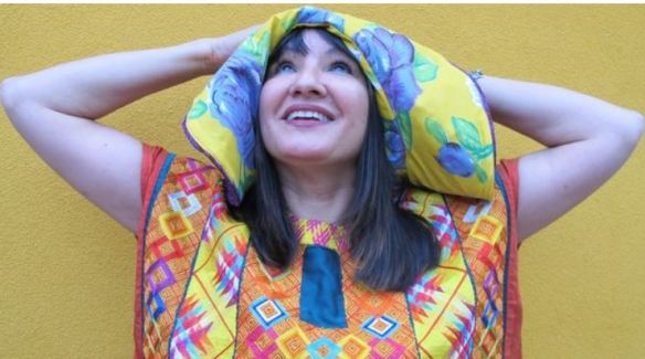 Sandra Cisneros Photo by Jessica Fuentes