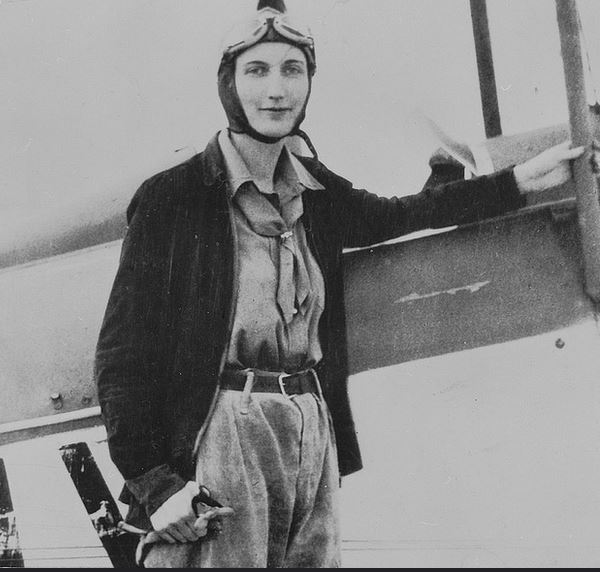 Image result for beryl markham footage