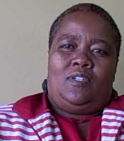 Pauline Dempers Peace Activist Nambia